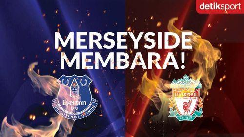 Big Match: Everton Vs Liverpool