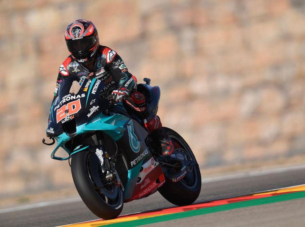 Jadwal Live Streaming MotoGP Aragon, Simak di Sini