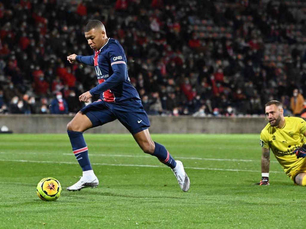 Nimes Vs PSG: Mbappe Bikin Dua Gol, Les Parisiens Menang 4-0