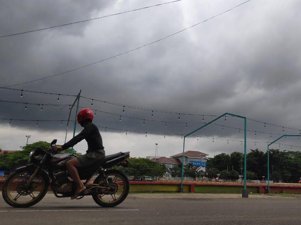Curah Hujan Akan Lebih Tinggi, BMKG Maros Minta Warga Waspadai Longsor