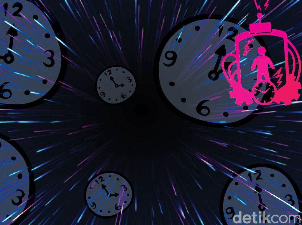 Aneka Teori untuk Menjelaskan Konsep Mesin Waktu