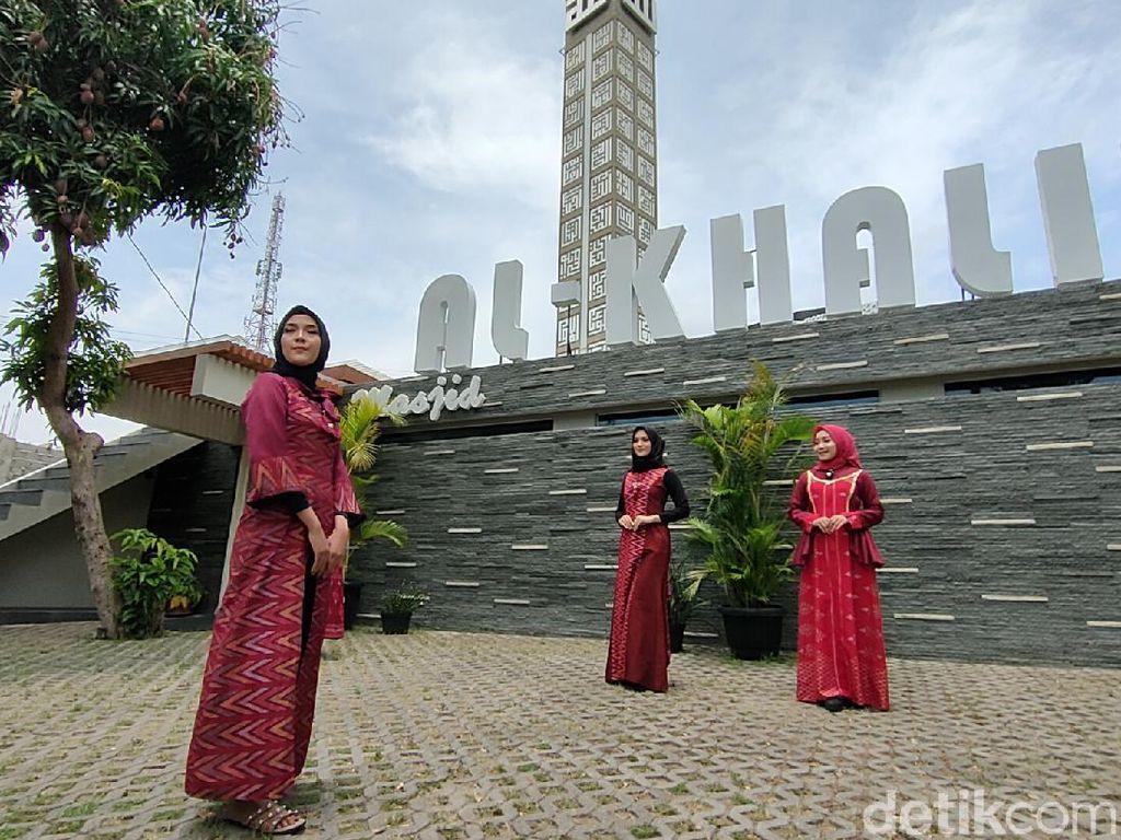 Tetap Perhatikan Protokol Kesehatan, Polisi Buka Lomba Foto di Masjid Kediri