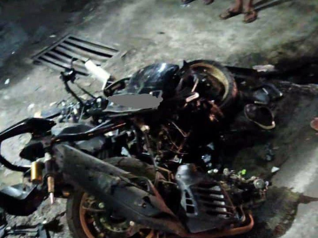 Truk Rem Blong Tabrak Sejumlah Kendaraan di Puncak, 5 Orang Tewas