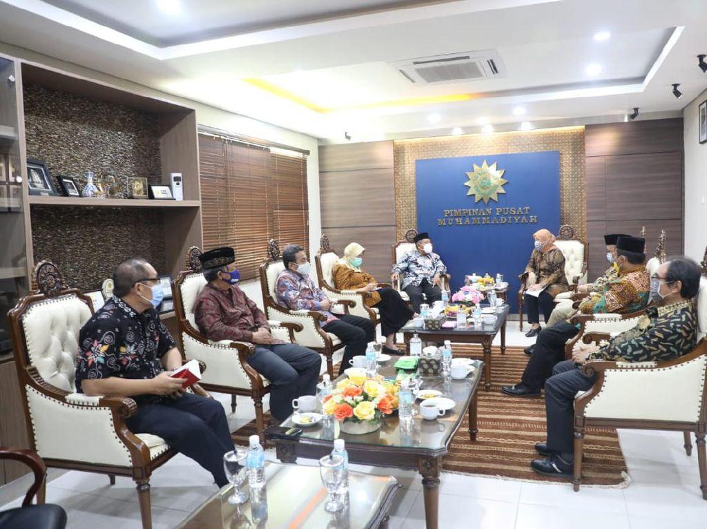 Kemnaker Gaet Muhammadiyah Tingkatkan Kualitas SDM