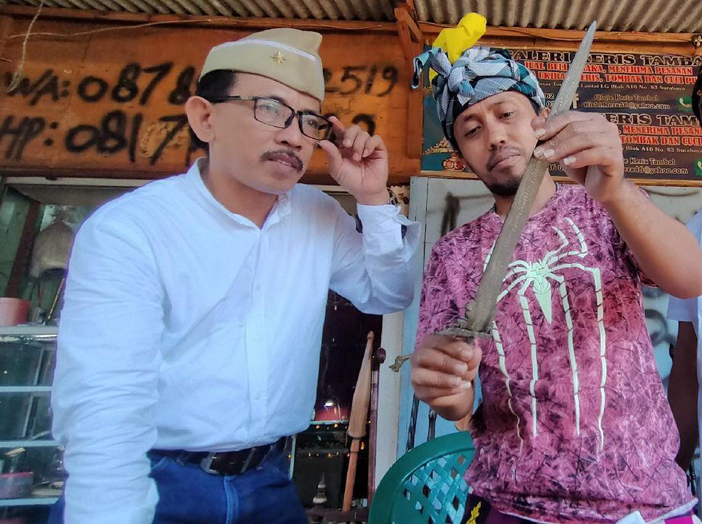 DPRD Surabaya Minta Pemkot Beri Ruang Khusus ke Perajin Keris