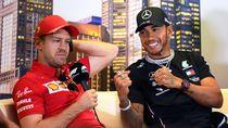 Vettel: Schumacher Masih Lebih Baik dari Hamilton