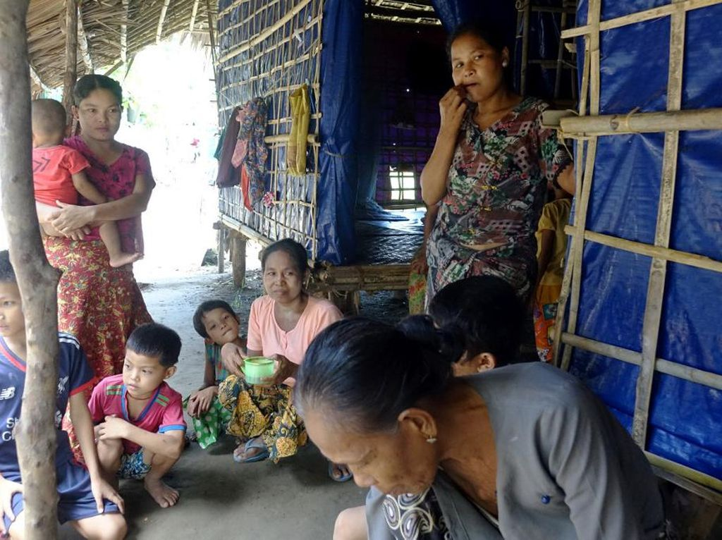 1,1 Juta Penduduk Rakhine Kehilangan Hak Suara di Pemilihan Myanmar
