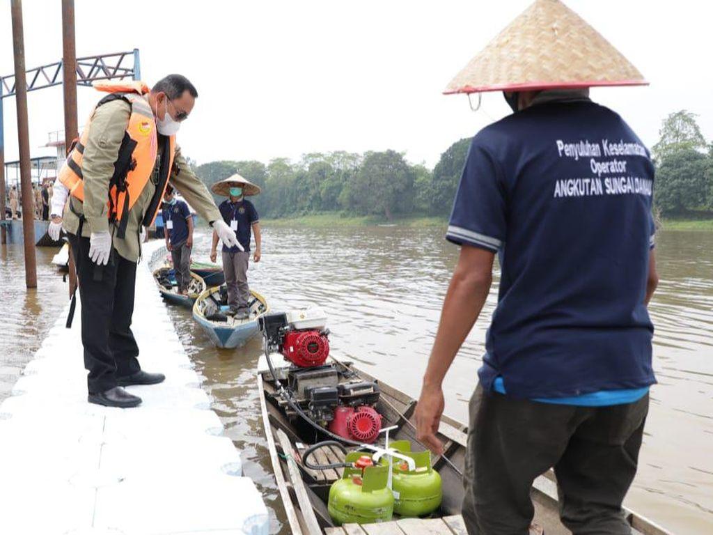 Nelayan di Sumsel Bisa Hemat Rp 735 Ribu/Bulan, Apa Rahasianya?