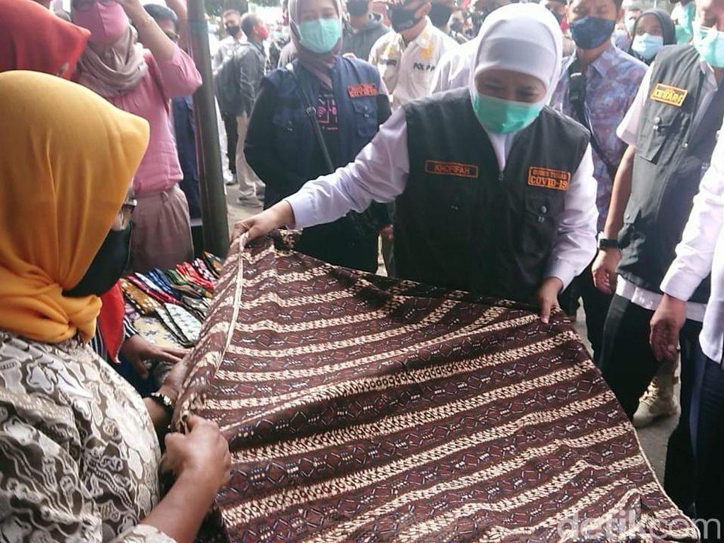 Pemprov Jatim Gelontorkan Bantuan Penguatan Ekonomi di Trenggalek