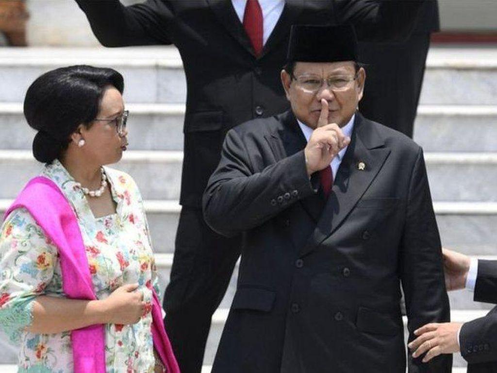 Prabowo Diundang Pentagon, AS: Kami Konsisten Mengadvokasi Penghormatan HAM