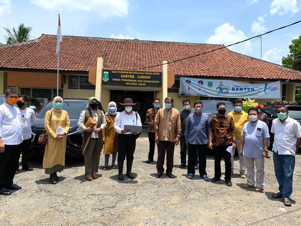 15 Sekolah Negeri di Banten Belum Punya Bangunan, Gubernur Turun Tangan