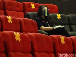 Beda Nasib CGV dan XXI Usai Layar Bioskop Dibuka Lagi