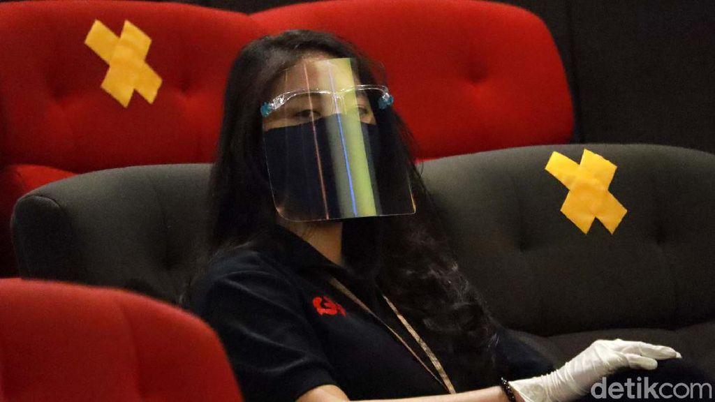 Sepekan Dibuka, Jumlah Kunjungan Bioskop di Bandung Masih Rendah