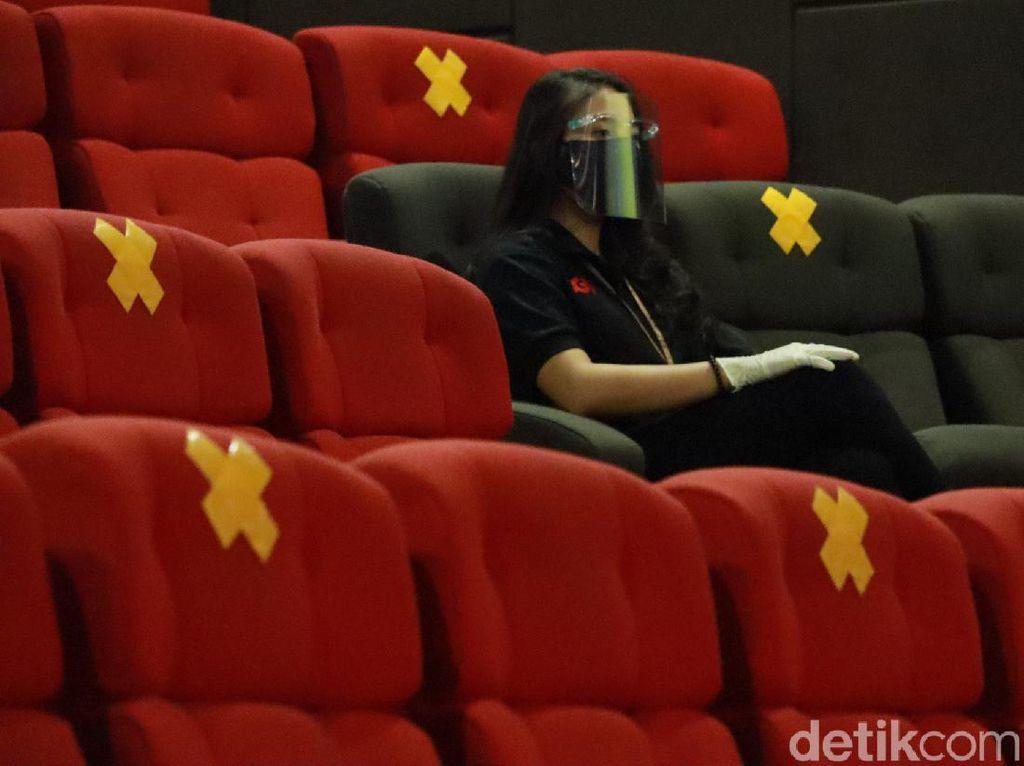 Bioskop Buka Lagi, Cek Dulu Syarat Masuk Sebelum Beli Tiketnya