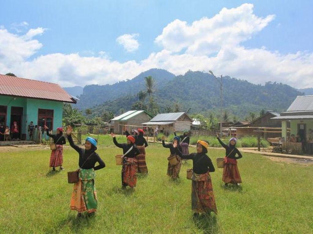 Sri Pengantin, Dusun Terisolasi yang Menawan di Sumsel