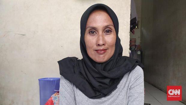 Diana Alcaf ibu rumah tangga