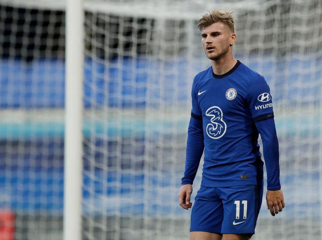 Hapal Taktik Manajer Southampton, Werner Bisa Bikin Gol?