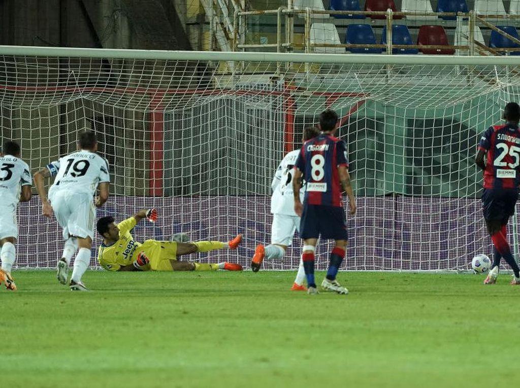 Duh, Juventus Jelek Banget di Laga Tandang