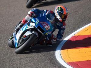 Hasil MotoGP Aragon 2020: Alex Rins Juara, Marquez Podium Lagi, Quartararo Tercecer