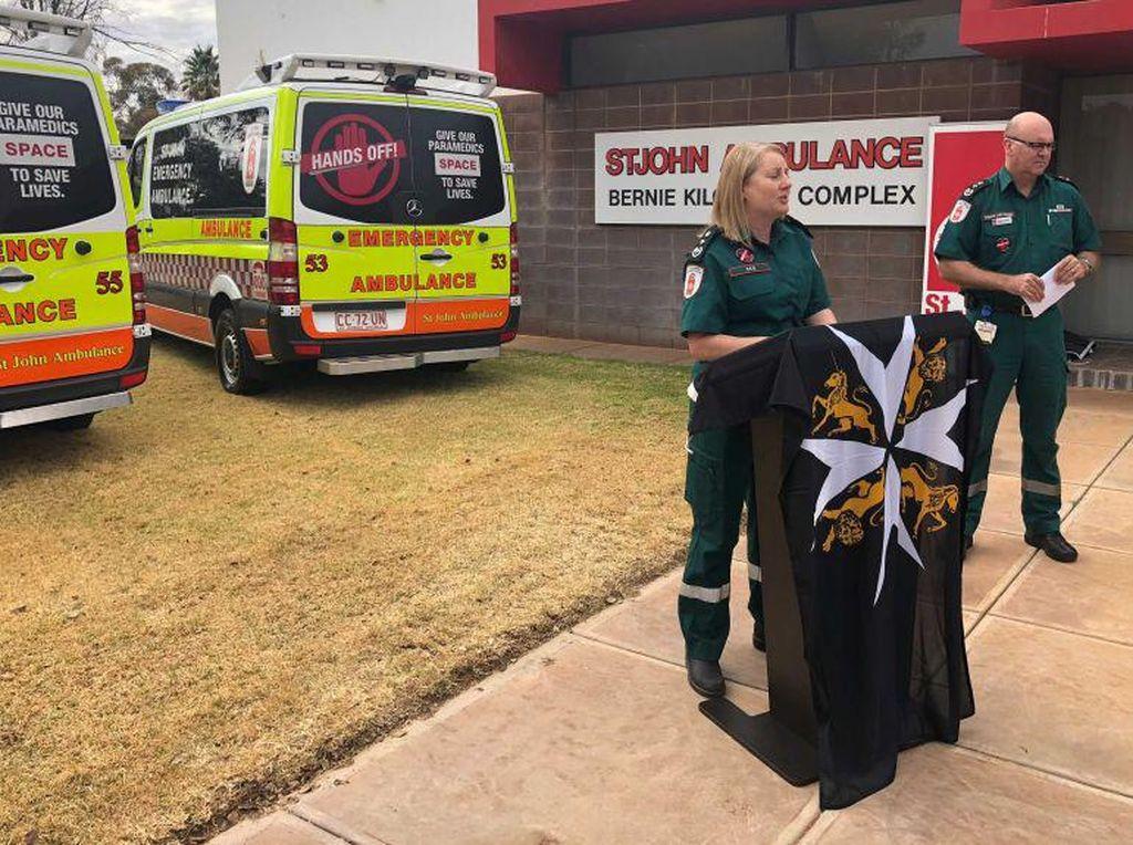 Ordo Saint John, Pelopor Konsep Layanan Ambulans Sejak Perang Salib