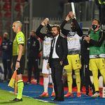Juventus yang Ceroboh: Beri Lawan Penalti dan Kena Kartu Merah