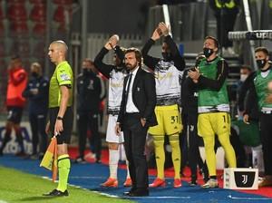 Juventus Tak Konsisten, Pirlo Salahkan Jadwal Padat