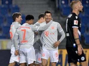 Bayern Munich Libas Arminia Bielefeld 4-1