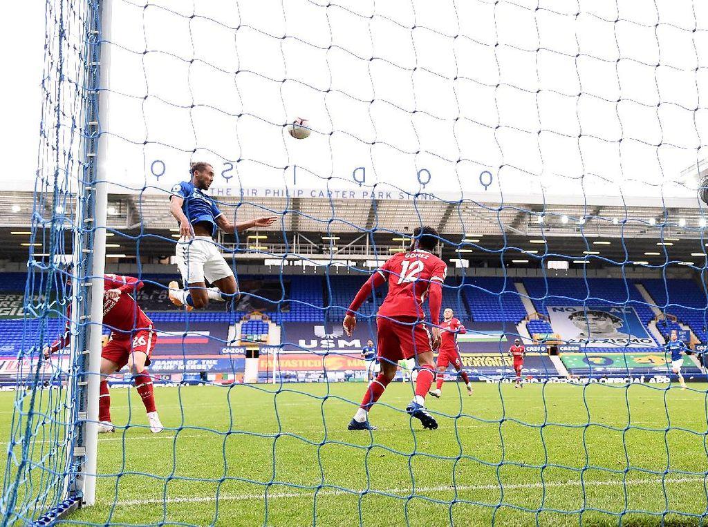 Mampu Imbangi Liverpool, Everton Kini Lebih Pede