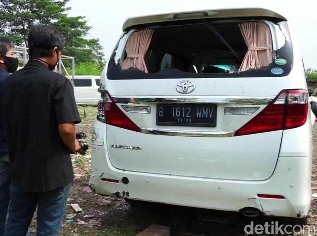 Polisi Buru Penabrak Mobil Hanafi Rais yang Kabur