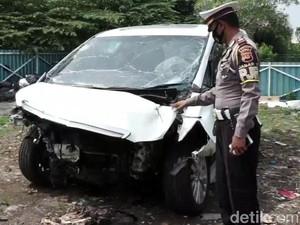 Fakta-fakta Insiden Hanafi Rais Kecelakaan Beruntun di Tol Cipali