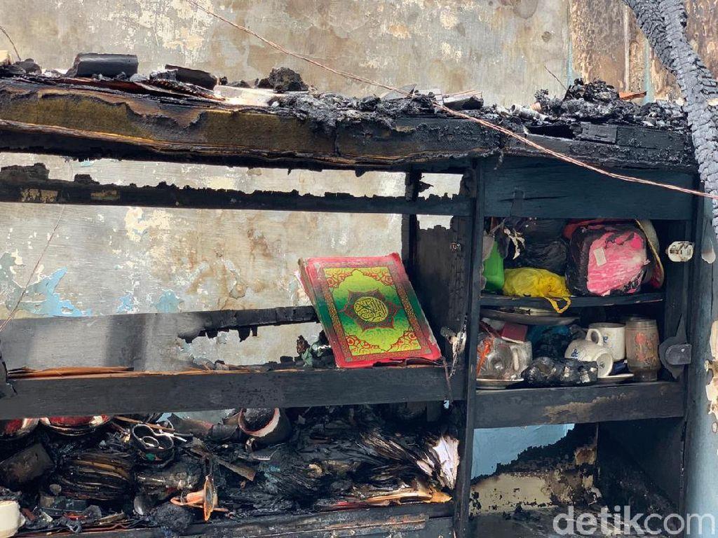 Tahun Ini Ada 2 Kebakaran di Surabaya yang Menyisakan Al-Quran Utuh