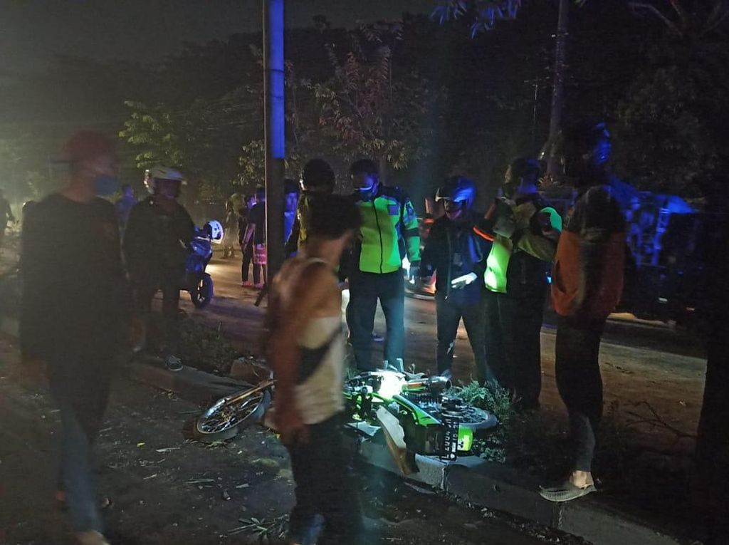 3 Motor Kecelakaan di Sidoarjo, 2 Pengendara Tewas