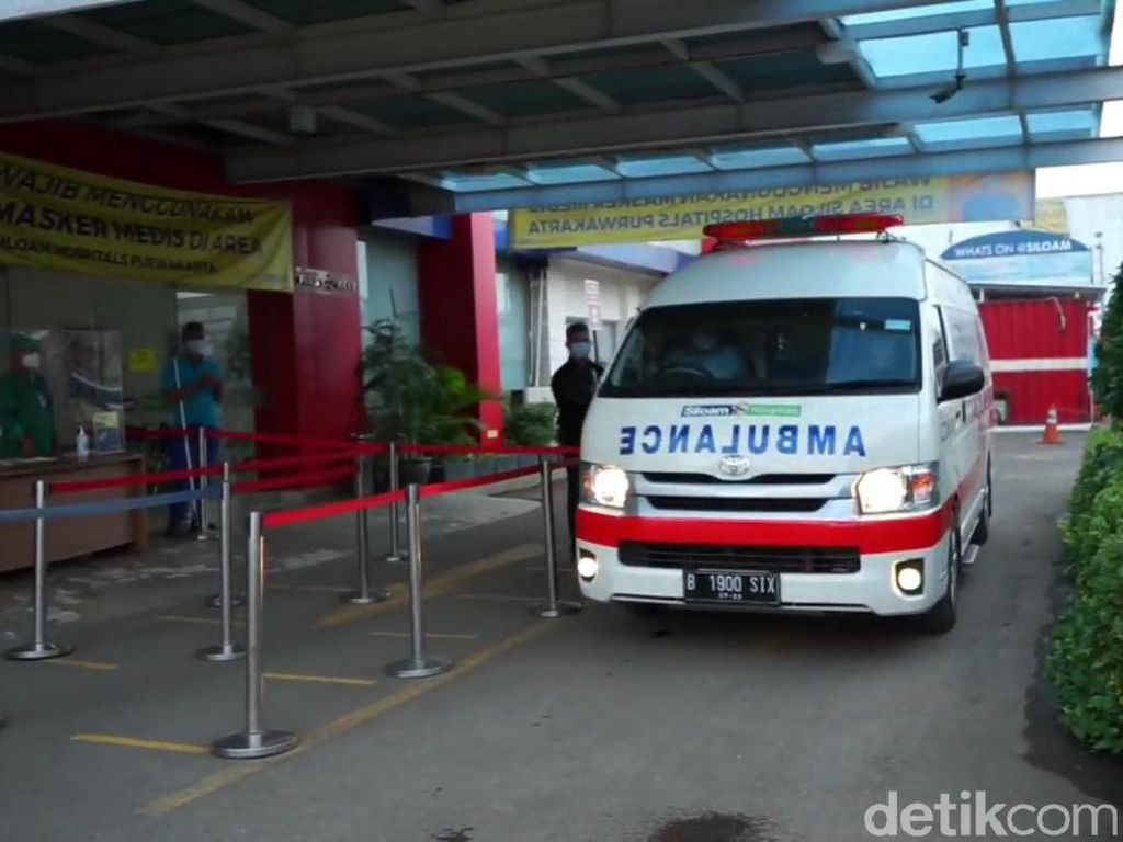 Kondisi Stabil, Hanafi Rais Dirujuk ke RS Premier Bintaro Tangerang