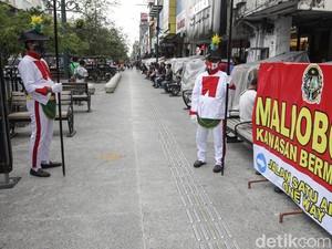 DPRD DIY Khawatir Ada Kerumunan di Malioboro, Satpol PP Siap Berjaga