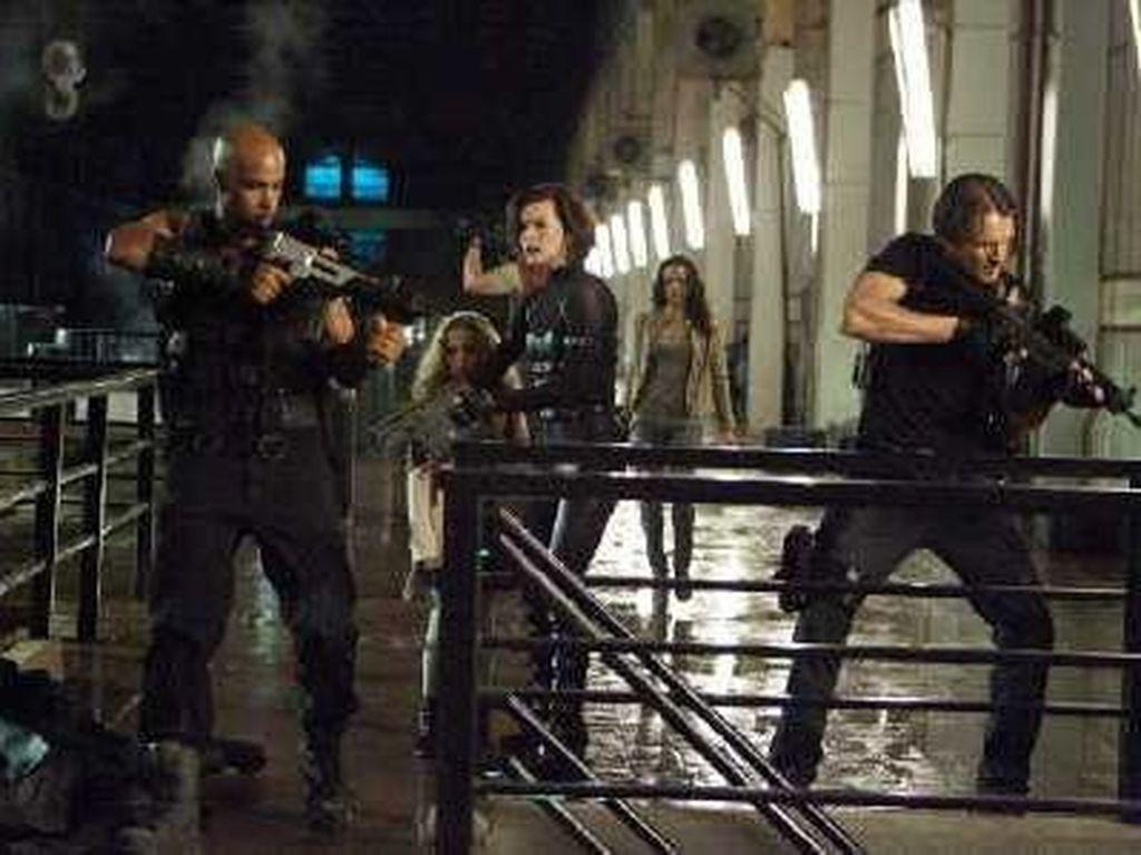 Sinopsis Resident Evil: Retribution, Tayang di Bioskop Trans TV