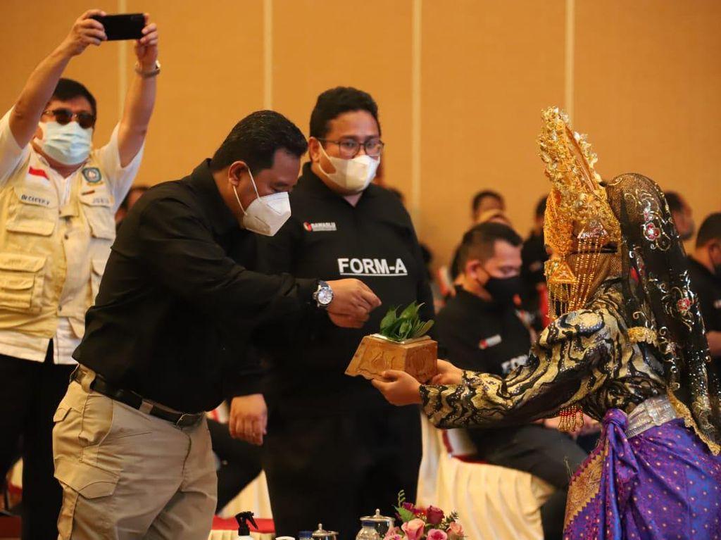 Suasana Penguatan SDM Pengawas Pemilu di Kepri