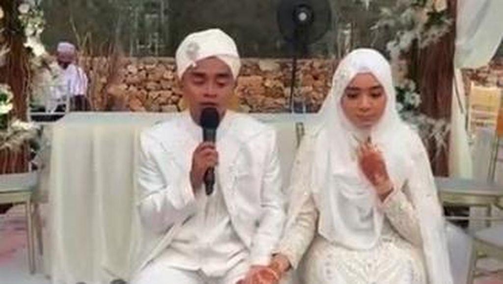Foto-foto Pernikahan Taqy Malik dan Serell Nadirah