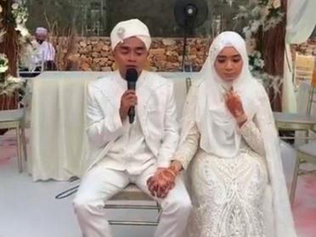 Pernikahan Kedua Taqy Malik