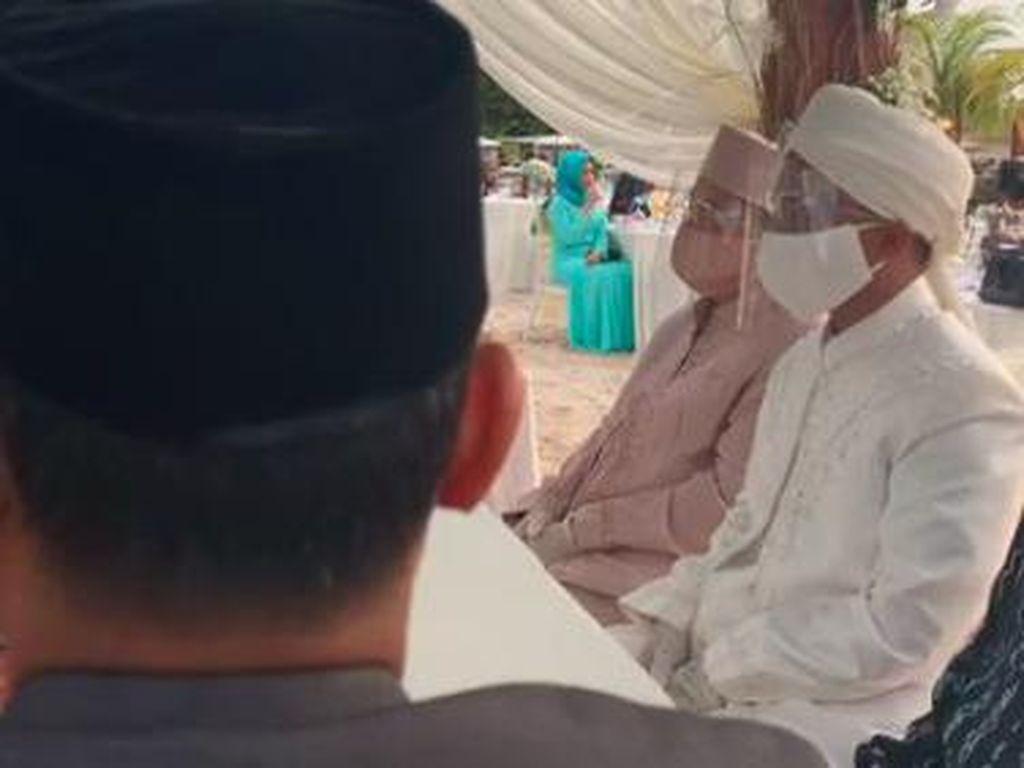 Sah! Taqy Malik Resmi Menikah Lagi dengan Serell Nadirah