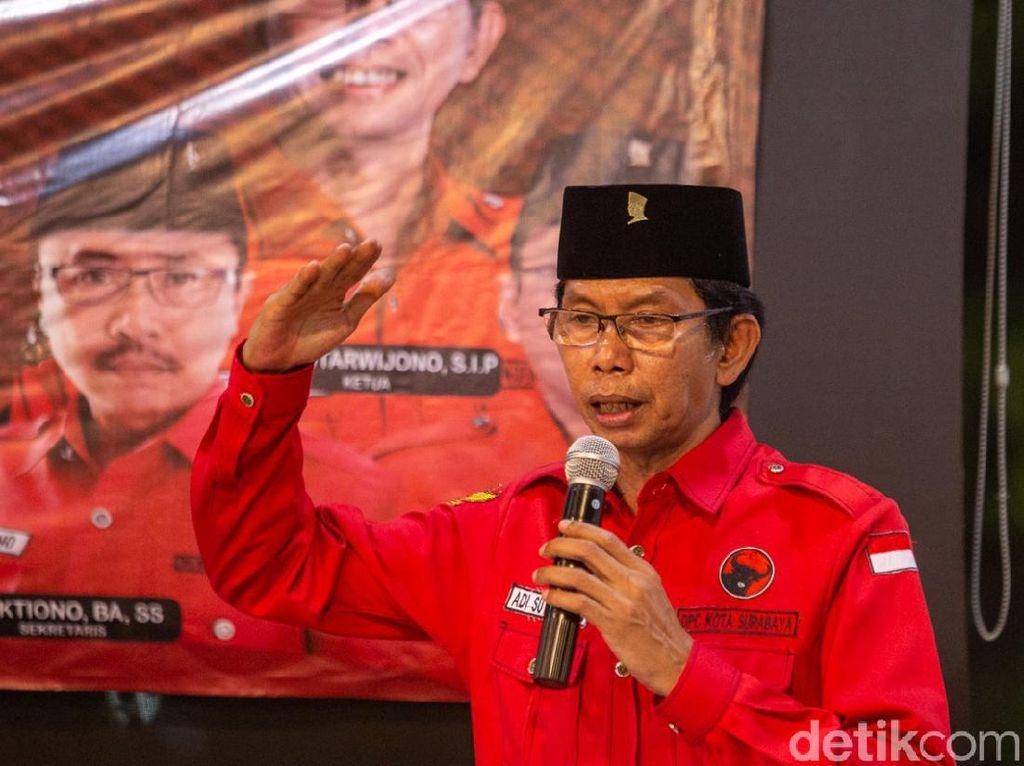 MA-Mujiaman Gugat Hasil Pilwali Surabaya ke MK, Tim Eri-Armuji: Legawa Saja