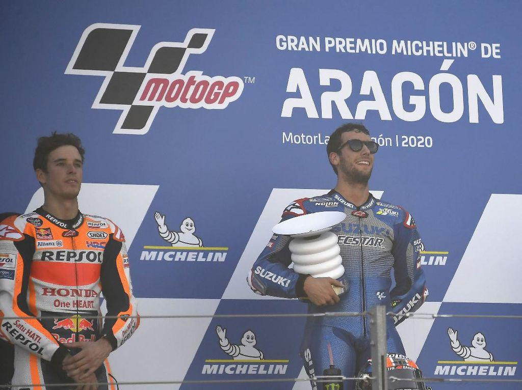Alex Vs Alex di Aragon: Lebih Keren Aksi Rins atau Marquez?