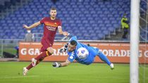 Video AS Roma Gasak Benevento 5-2