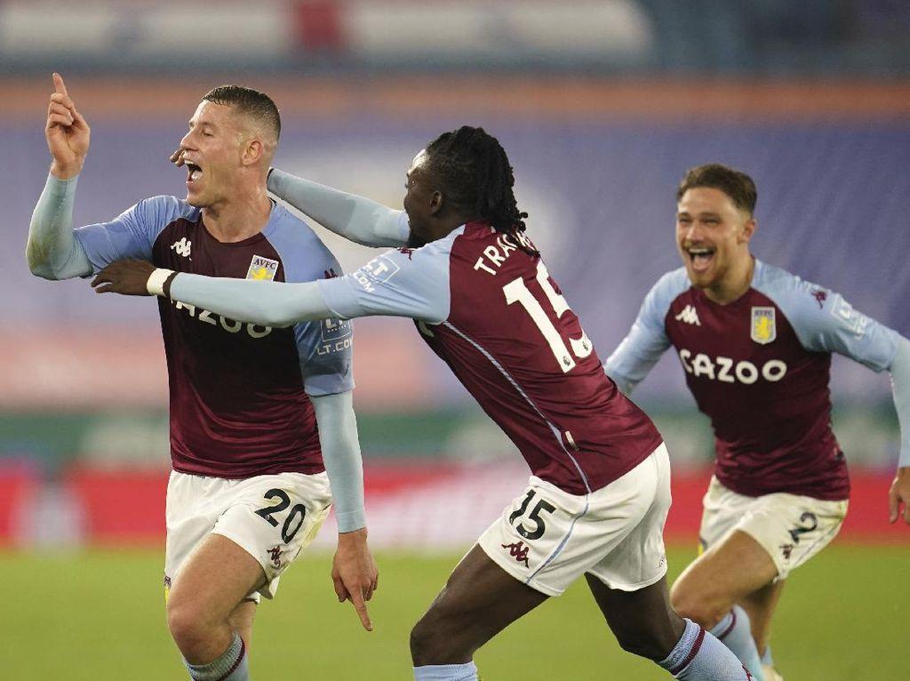 Ross Barkley Bikin Aston Villa Masih Perkasa di Liga Inggris