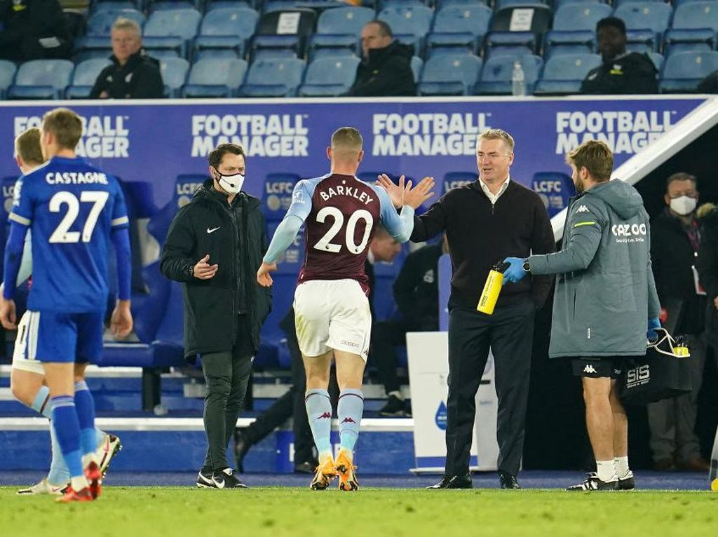 Aston Villa Belum Ternoda, Siap Ulangi Sejarah?