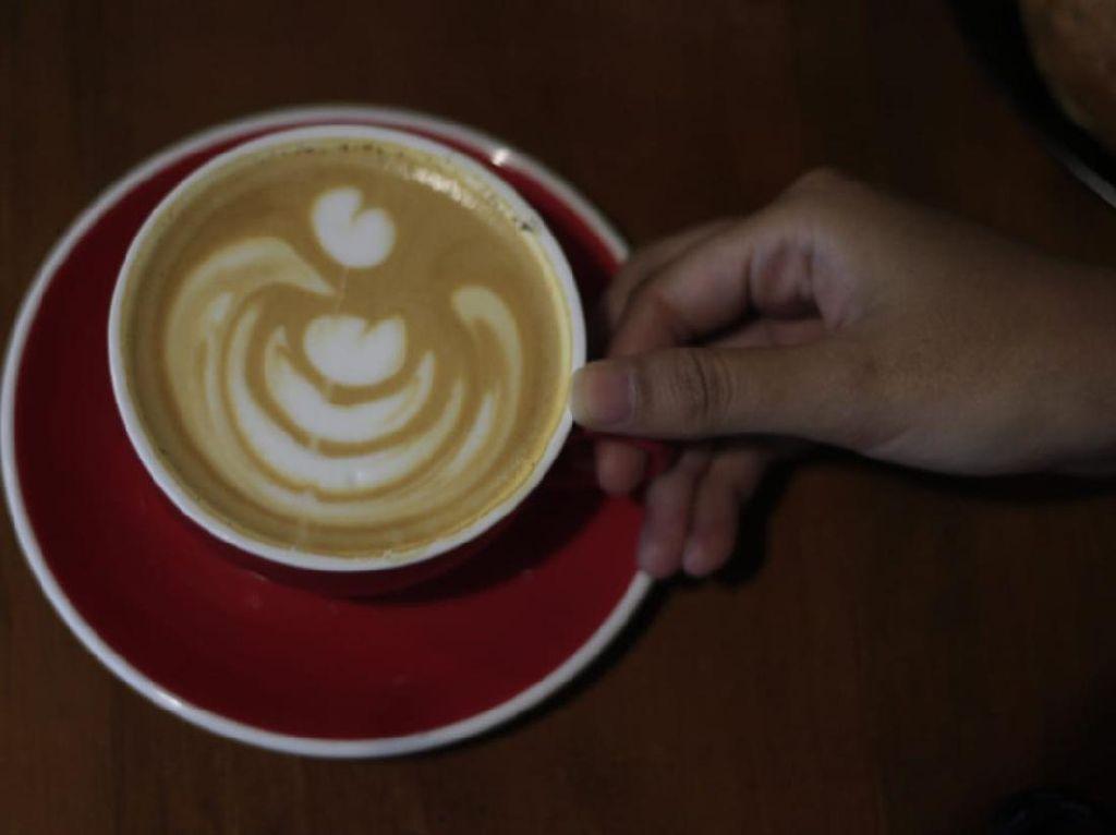 Foto: Cuma di Bandung, Ada Kedai Kopi Bisa Bayar Semaunya