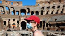 Sempat Terpukul di Awal Pandemi, Italia Kini Hadapi Lonjakan Kasus Baru