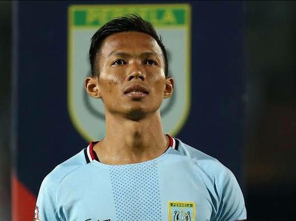 Shopee Liga 1 Belum Ada Kepastian, Kapten Persela Tetap Latihan Keras