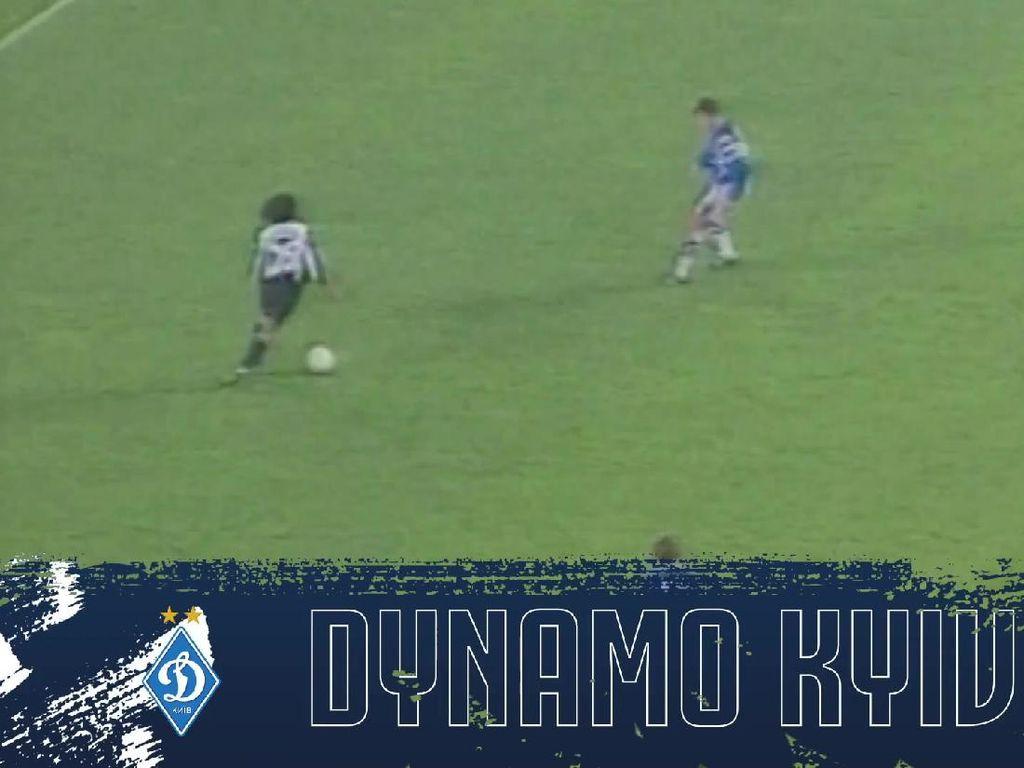 Simak Video Gol Terbaik Juventus Lawan Dynamo Kiev