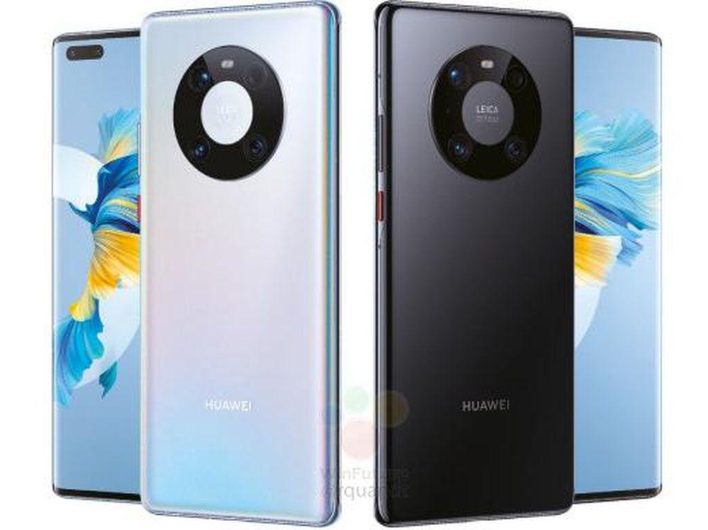 Spesifikasi Huawei Mate 40 Pro Terungkap
