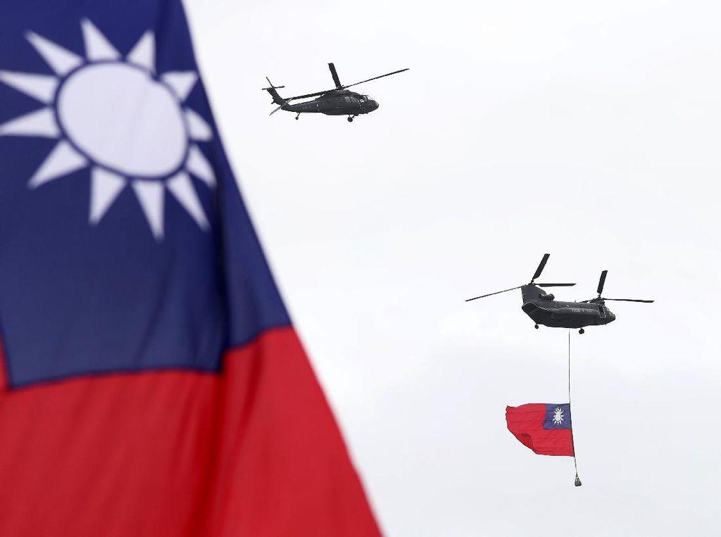 China Peringatkan Keras Taiwan: Kemerdekaan Berarti Perang!